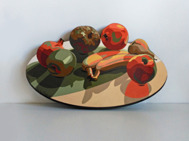 Frutas|DigitaldeBeatriz Ujados| Compra arte en Flecha.es