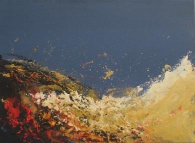 Fire and spirit|PinturadeArkal| Compra arte en Flecha.es