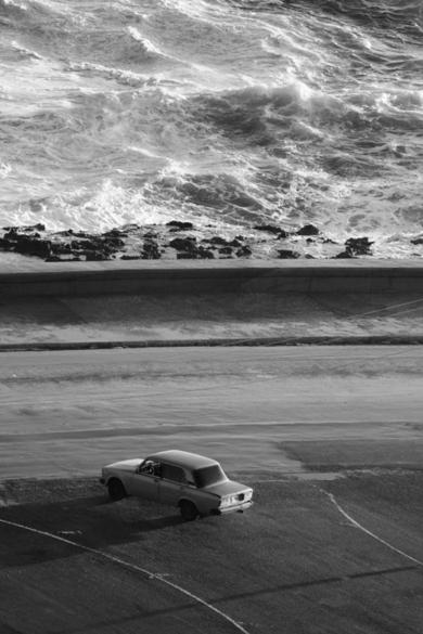 El Malecón|FotografíadeVerónica Velasco Barthel| Compra arte en Flecha.es