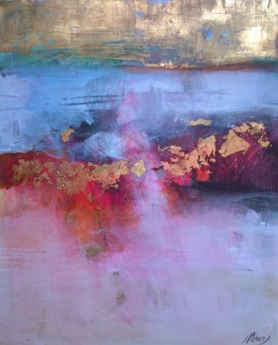 Blush|PinturadeMagdalena Morey| Compra arte en Flecha.es