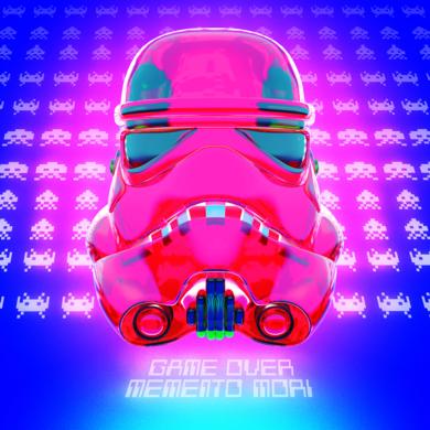 Memento Mori|DigitaldeEmilio León| Compra arte en Flecha.es