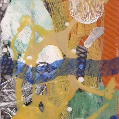 Ci sono|CollagedeMyriam Toledo| Compra arte en Flecha.es