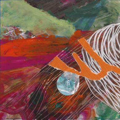 Lo que la vida esconde I|CollagedeMyriam Toledo| Compra arte en Flecha.es