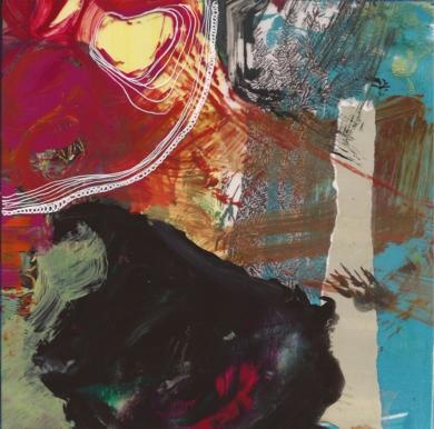 Lo que la vida esconde III|CollagedeMyriam Toledo| Compra arte en Flecha.es