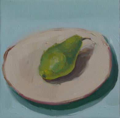 Pera|PinturadeJuan Moreno Moya| Compra arte en Flecha.es
