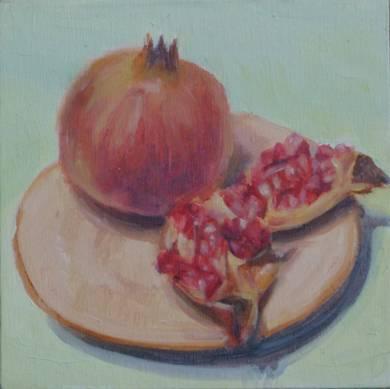 Granadas|PinturadeJuan Moreno Moya| Compra arte en Flecha.es