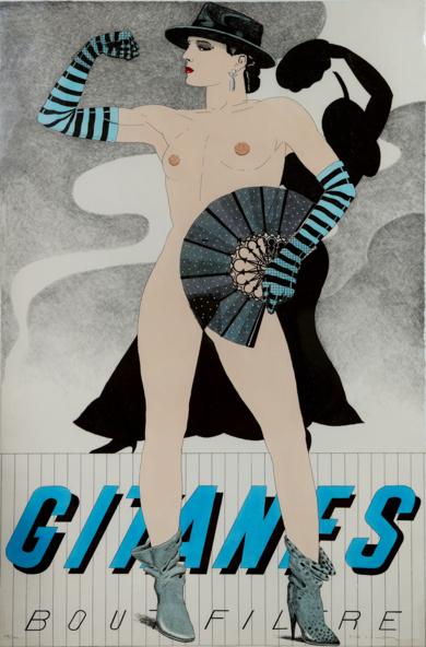 Serie Desnudos II|Obra gráficadeFernando Bellver| Compra arte en Flecha.es