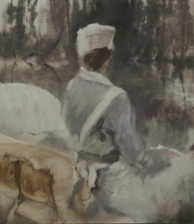 Pantano|PinturadeSimon Edmondson| Compra arte en Flecha.es