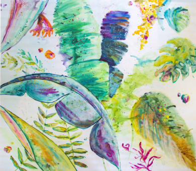 Tropic|Obra gráficadeMisterpiro| Compra arte en Flecha.es