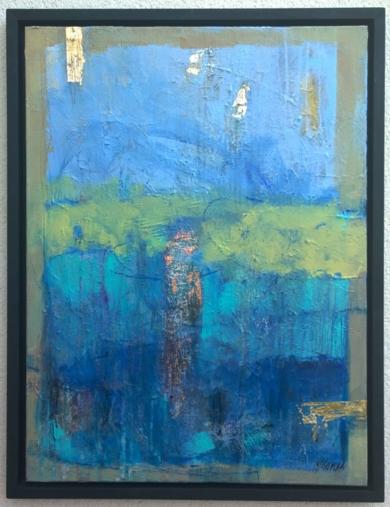Connection|PinturadeMagdalena Morey| Compra arte en Flecha.es