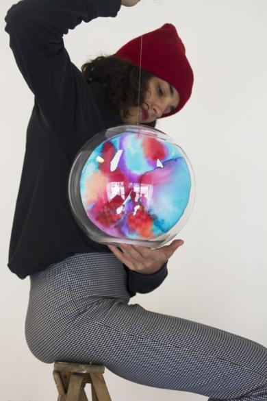 Planeta IV|EsculturadeVioleta Maya McGuire| Compra arte en Flecha.es