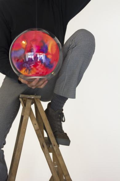 Planeta V|EsculturadeVioleta McGuire| Compra arte en Flecha.es