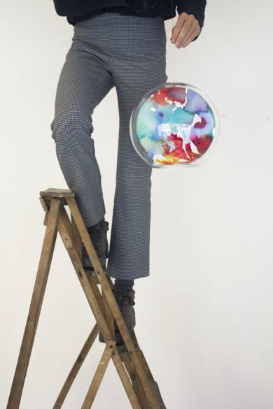 Planeta II|EsculturadeVioleta McGuire| Compra arte en Flecha.es