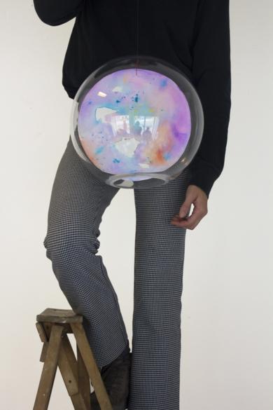 Medium Planeta I|EsculturadeVioleta McGuire| Compra arte en Flecha.es