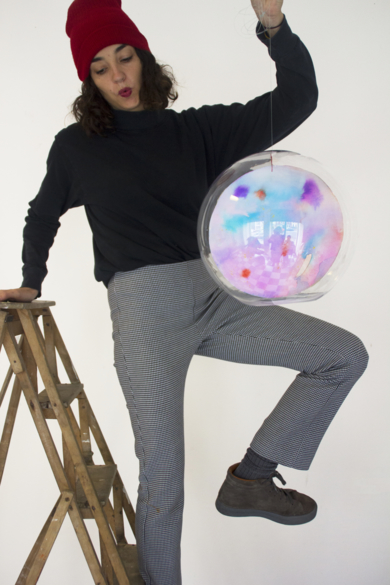 Medium Planeta IV|EsculturadeVioleta McGuire| Compra arte en Flecha.es