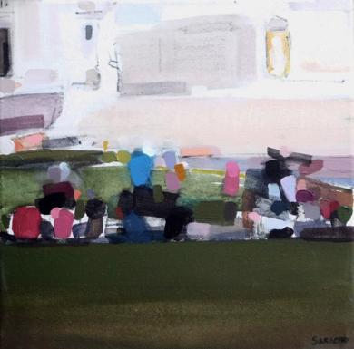 Piazza Aracoeli|PinturadeSaracho| Compra arte en Flecha.es
