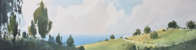 El mar|PinturadeIñigo Lizarraga| Compra arte en Flecha.es
