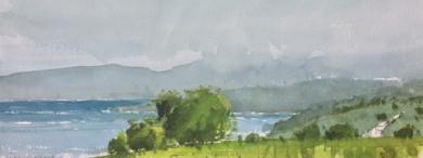 Costa Norte III|PinturadeIñigo Lizarraga| Compra arte en Flecha.es