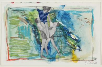 FUCH|CollagedeSINO| Compra arte en Flecha.es