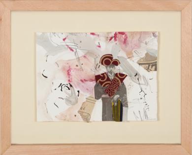IHURE|CollagedeSINO| Compra arte en Flecha.es