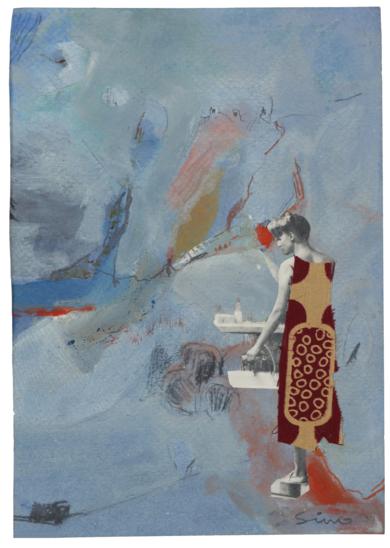 GHÄLA|CollagedeSINO| Compra arte en Flecha.es
