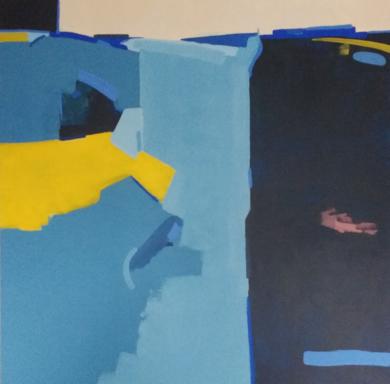 Buscando el Norte I|PinturadeLeticia Gª Marañón| Compra arte en Flecha.es