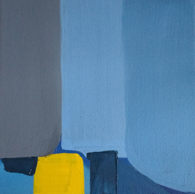 Buscando en Norte VIII|PinturadeLeticia Gª Marañón| Compra arte en Flecha.es