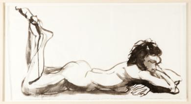 Como en la Playa|DibujodeJaelius Aguirre| Compra arte en Flecha.es