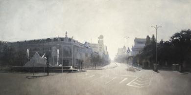 Calle Alcalá|PinturadeOrrite| Compra arte en Flecha.es