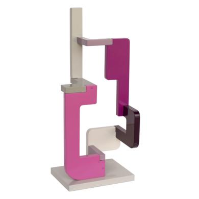 Pink UP_01|EsculturadeCandela Muniozguren| Compra arte en Flecha.es