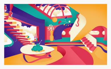 Inside 1|DibujodeLouis Grosperrin| Compra arte en Flecha.es