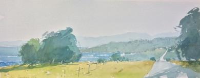Costa norte I|PinturadeIñigo Lizarraga| Compra arte en Flecha.es
