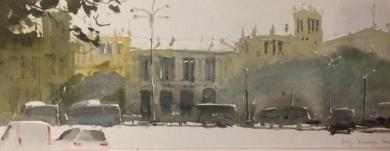 Cibeles|PinturadeIñigo Lizarraga| Compra arte en Flecha.es