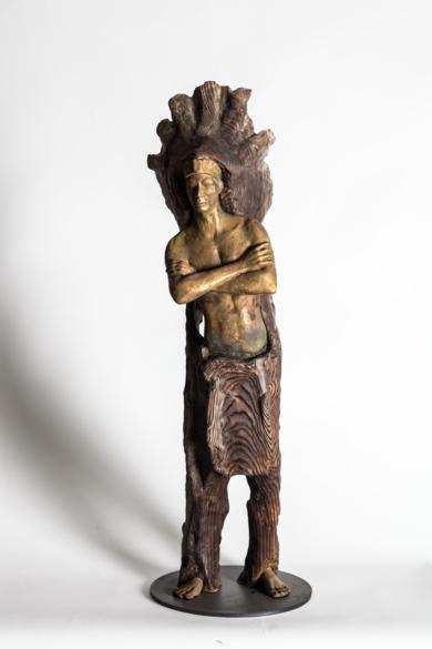 FREE MAN II|EsculturadeJavier de la Rosa| Compra arte en Flecha.es