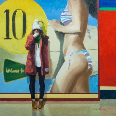 Contrastes|PinturadeOrrite| Compra arte en Flecha.es