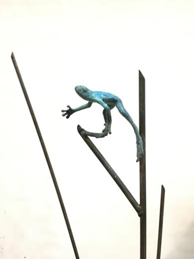 DARDO 1|EsculturadeJavier de la Rosa| Compra arte en Flecha.es