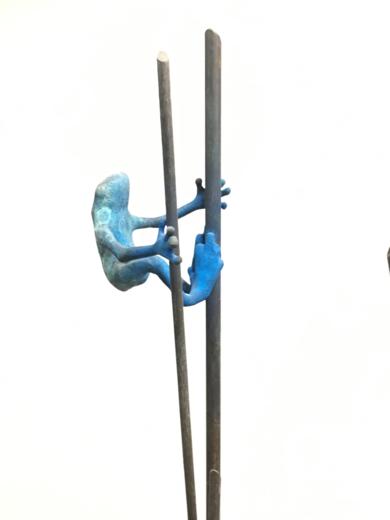 DARDO 3|EsculturadeJavier de la Rosa| Compra arte en Flecha.es