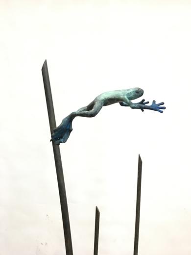 DARDO 2|EsculturadeJavier de la Rosa| Compra arte en Flecha.es