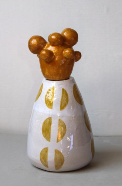 Vase 2|EsculturadeLina Cofán| Compra arte en Flecha.es