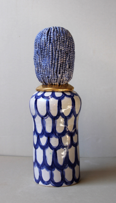 Vase 6|EsculturadeLina Cofán| Compra arte en Flecha.es