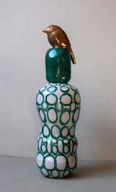 Vase 13|EsculturadeLina Cofán| Compra arte en Flecha.es
