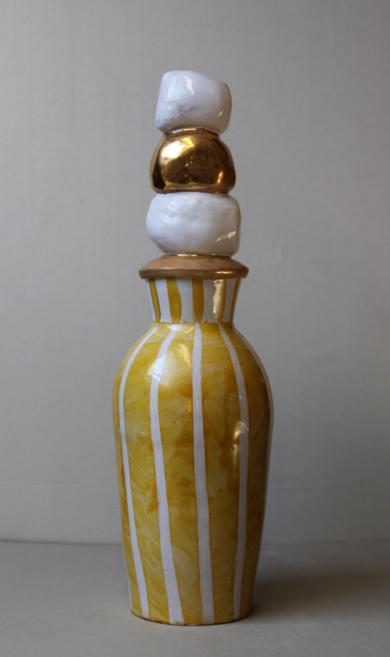 Vase 14|EsculturadeLina Cofán| Compra arte en Flecha.es