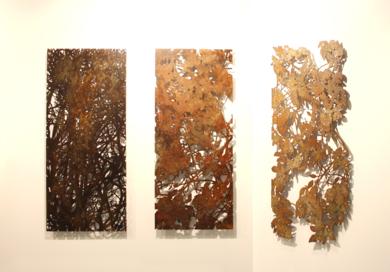 Triptico|EsculturadeKrum Stanoev| Compra arte en Flecha.es