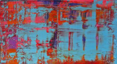 SIN TITULO XXI|PinturadeSaid Rajabi| Compra arte en Flecha.es