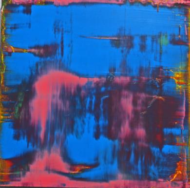 SIN TITULO XIV|PinturadeSaid Rajabi| Compra arte en Flecha.es