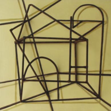 Constelación II|Escultura de pareddeManuel Sánchez-Algora| Compra arte en Flecha.es