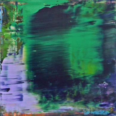 SIN TITULO X|PinturadeSaid Rajabi| Compra arte en Flecha.es