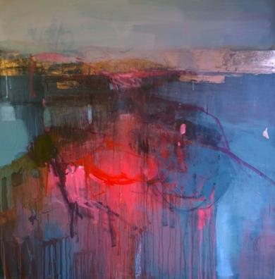 Halo|PinturadeMagdalena Morey| Compra arte en Flecha.es
