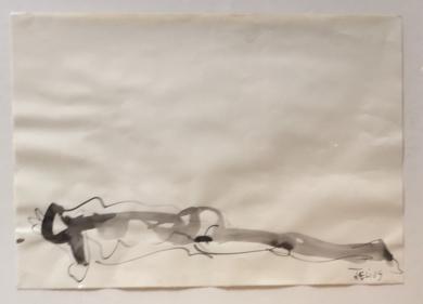 Horizontal|DibujodeJaelius Aguirre| Compra arte en Flecha.es