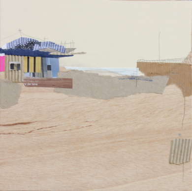Sedentarios XXVI|CollagedeEduardo Query| Compra arte en Flecha.es